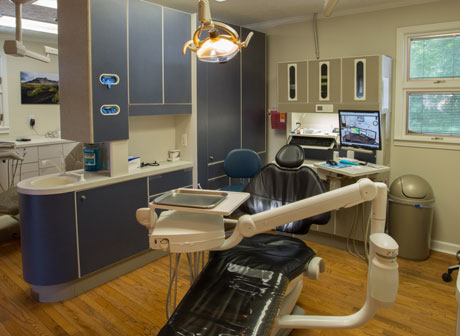 Matt McGee Dentistry Office